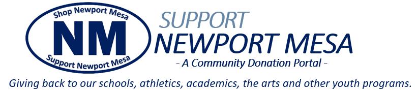 Support Newport Mesa